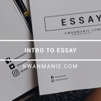 Writing: Easy Essay Structure