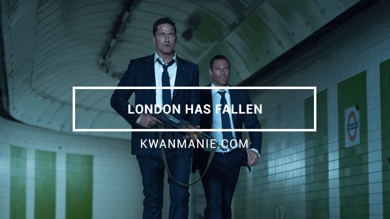 รีวิว London Has Fallen: ผ่ายุทธการถล่มลอนดอน