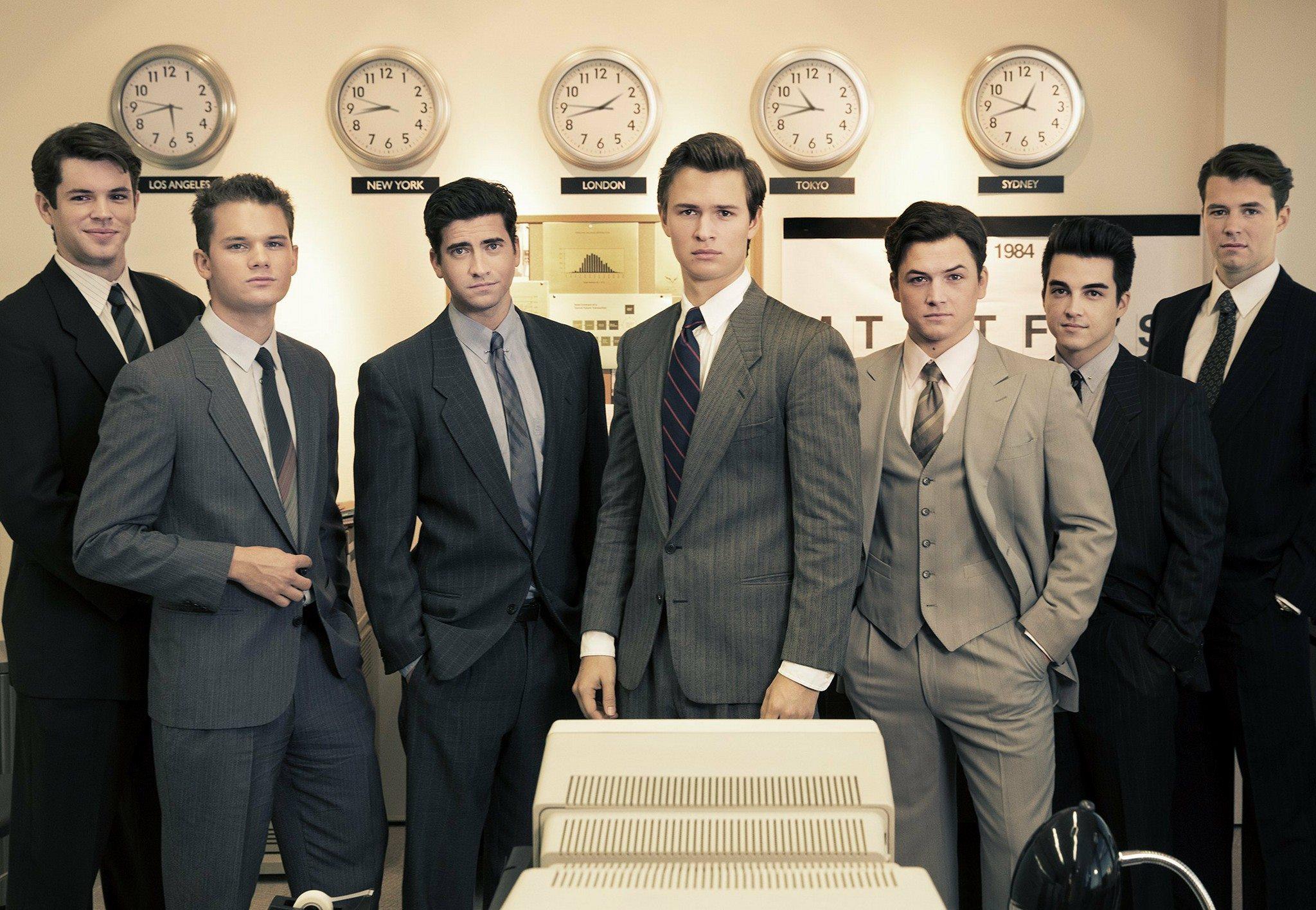รีวิว Billionaire Boys Club: คลับชายล้วนรวยอัจฉริยะ