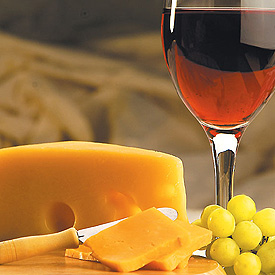 Cheese with your whine?