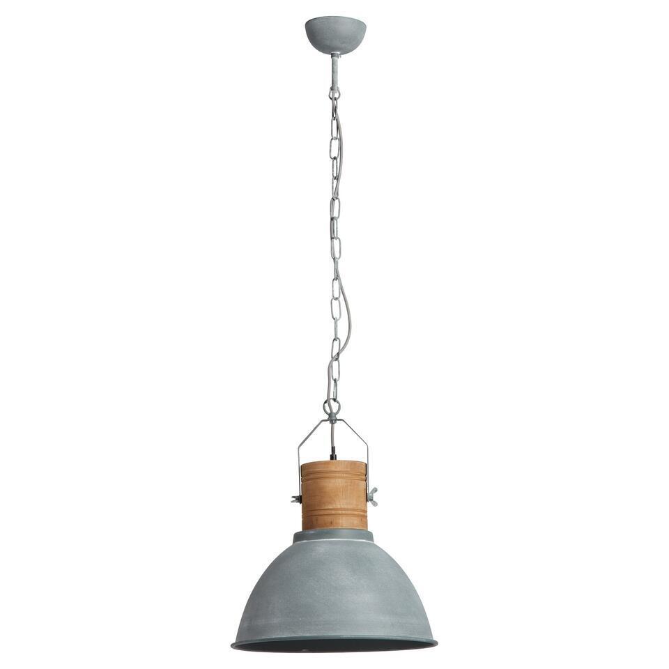 Hanglamp Hemera Grijs  Kwantum