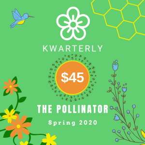 Spring Box 2020 Theme: The Pollinator