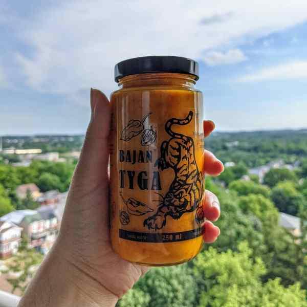 Bajan Tyga Hot Sauce