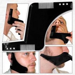 Peigne de barbe