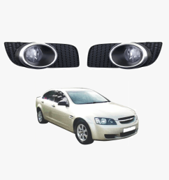 fog light kit for holden commodore ve ser 1 omega berlina with wiring switch [ 1000 x 1000 Pixel ]