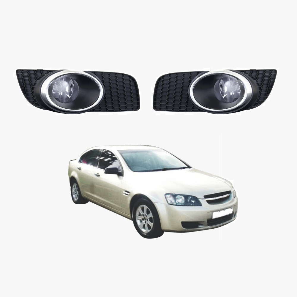 hight resolution of fog light kit for holden commodore ve ser 1 omega berlina with wiring switch