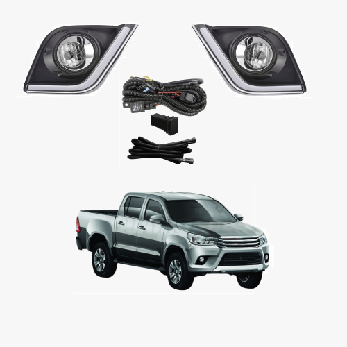 small resolution of fog light kit for toyota hilux ggn gun tgn 2015 2017 with wiring switch
