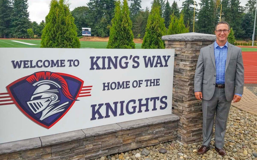 Clark County Today: King's Way Christian Schools has new superintendent