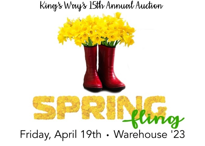 King's Way 15th Annual Dinner Auction