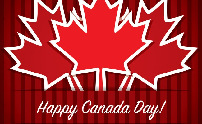 Happy Canada Day Fairway Dental Clinic Kitchener