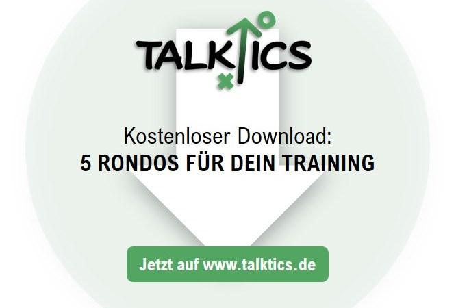 5 Rondos für dein Training (kostenloser Download)