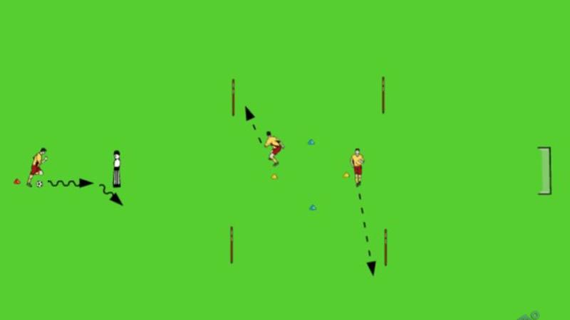 Gegengleiche Laufbewegungen trainieren (Teil 1)