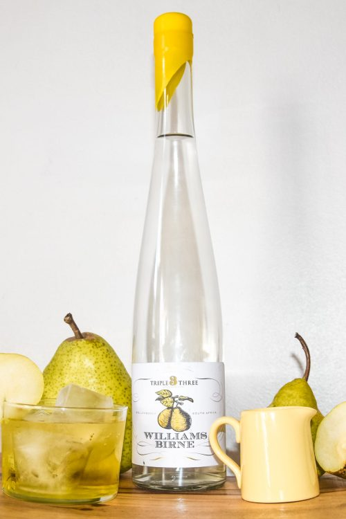 The Perfect Pour With Triple Three Distillery's Williams Pear