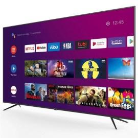 Hisense 40 inch smart android digital tv Black