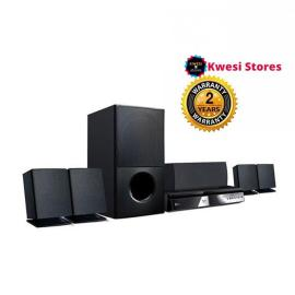 LG 5.1Ch. Bluetooth Home Theater Music System – LHD627 – Black