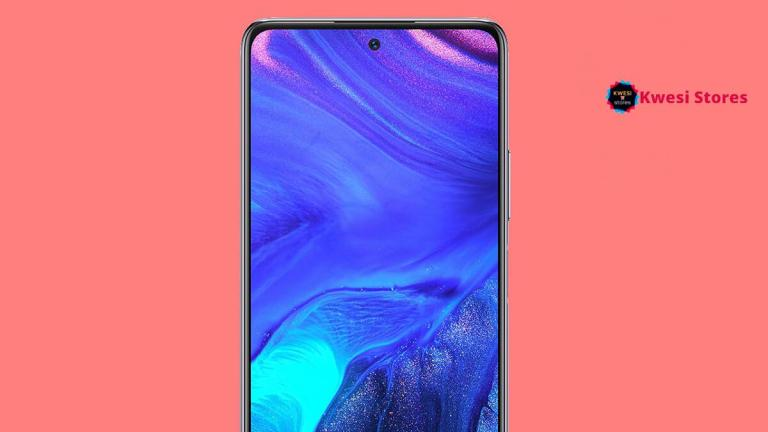 Here is the upcoming Infinix Note 10 Pro In Uganda