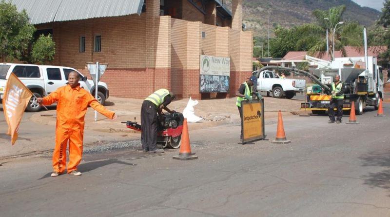 Thabazimbi Potholes