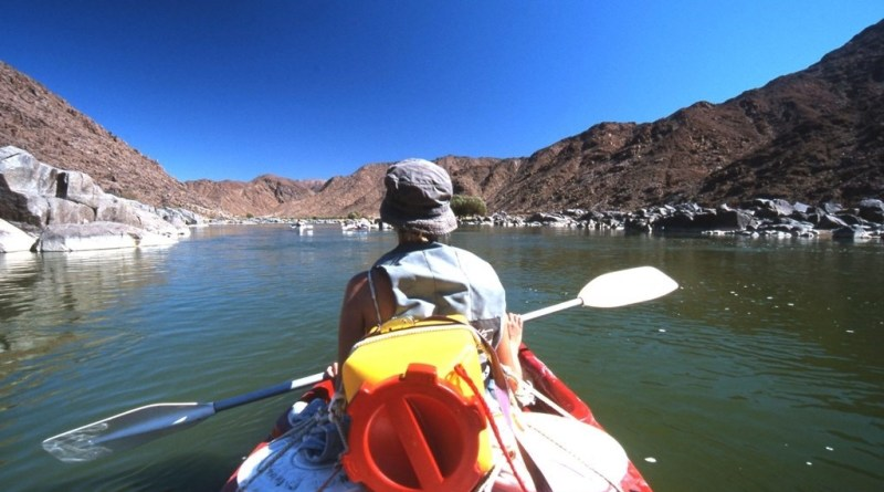 Northern Cape Rafting Orange River