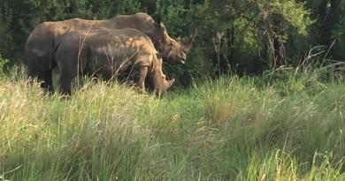 Marakele takes World-wild life day message to community