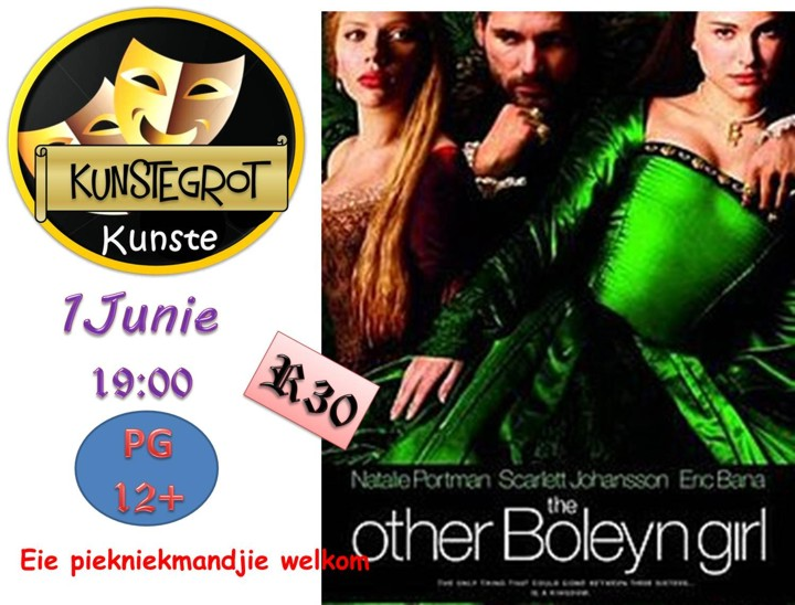 31 Mei Kunstegrot The other Boleyn Girl