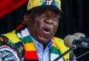 4 Aug Zimbabwe verkiesing Zanu-PF Emmerson wenner