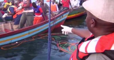 21 Sept Tanzania ferry sinks