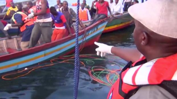 21 Sept Tanzania ferry sinks