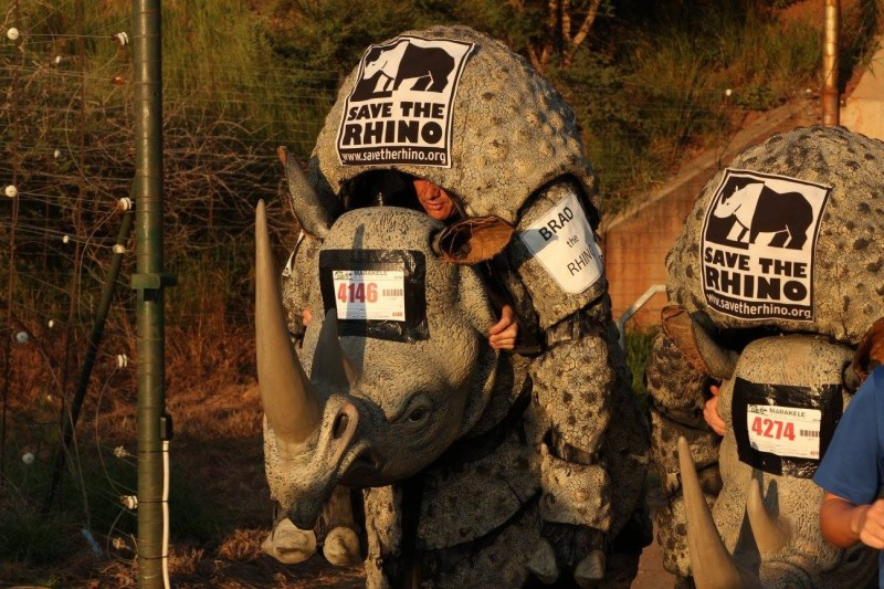 2019 Save The Rhino Marakele Marathon 2