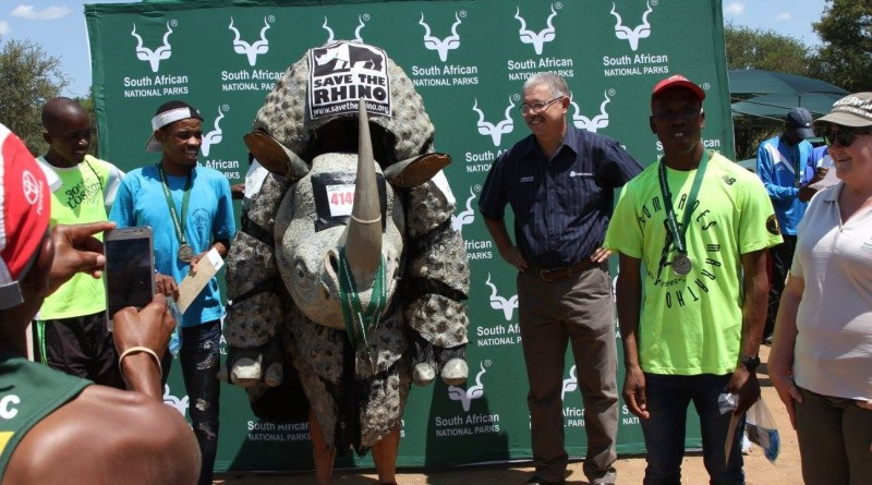 2019 Save The Rhino Marakele Marathon