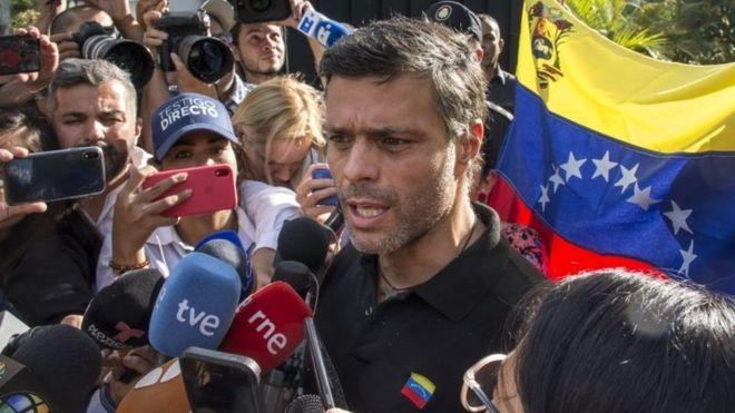 2019 3 Mei Venezuela