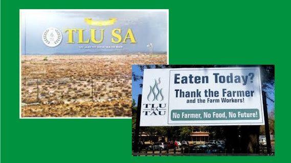 TLU SA vra verantwoordelikheid van landbouers tydens die 21-dae afsondering