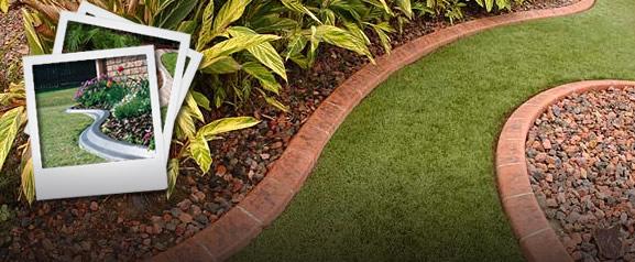 Kwik Kerb Garden Edging