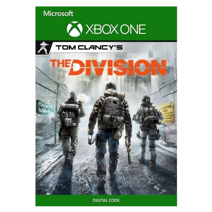 Tom Clancy's The Division - Xbox One UK [Digital Code]