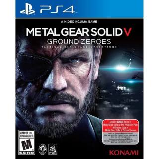 metal gear solid ground zero