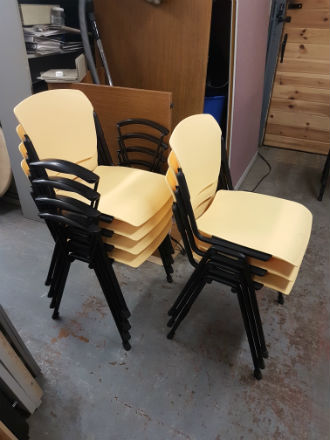 LUNCH ROOM CHAIRS  KitchenerWaterloo Used Office