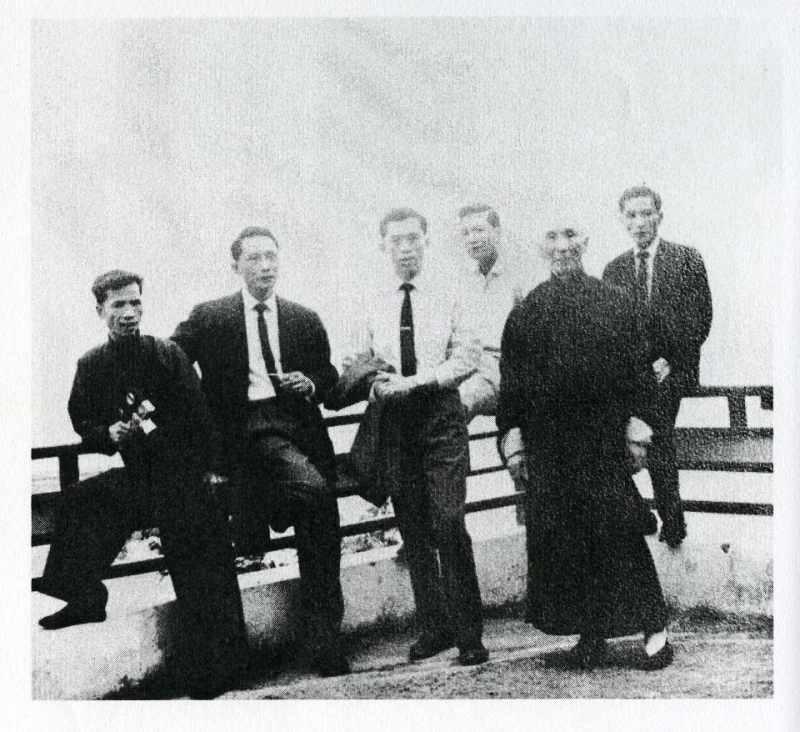 Jiu Wan and Yip Bo and Ching and Ho Luen and Ip Ching and Ip Man and Ip Chun