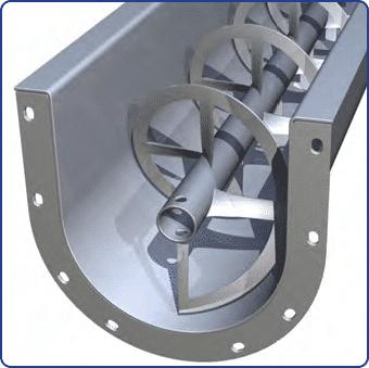 Screw Conveyor Capacity  Engineering Guide