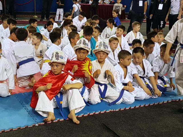 asia open kids youths results