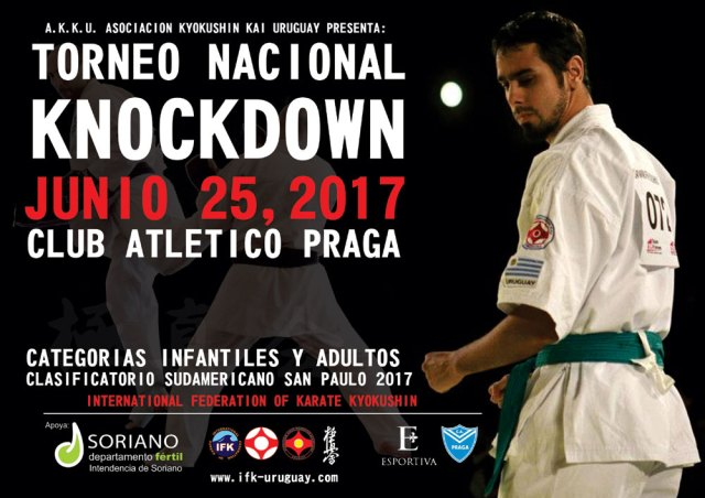 Uruguayan National Knockdown Tournament