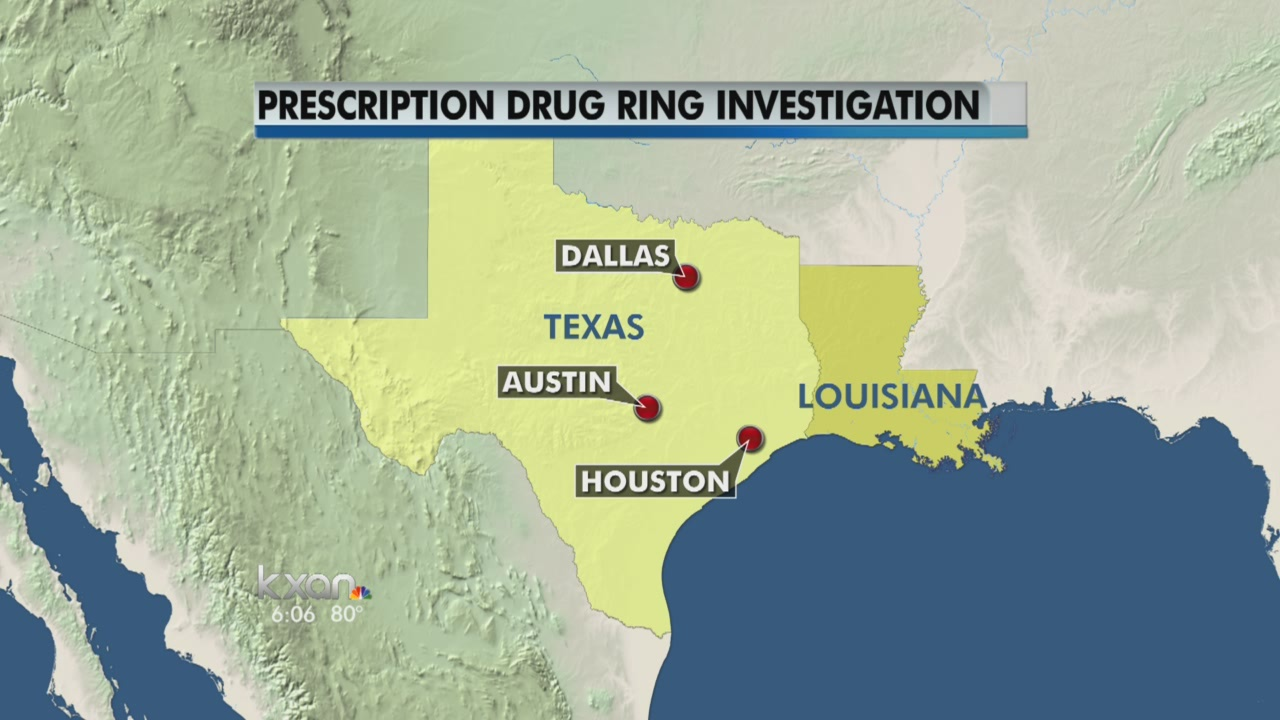 Austin Man Indicted on Pain Meds Scam