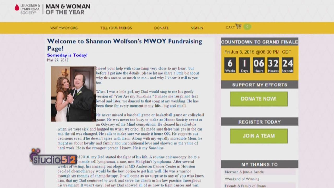 4-23-15 Shannon Wolfson Fundraising Leukemia_115935