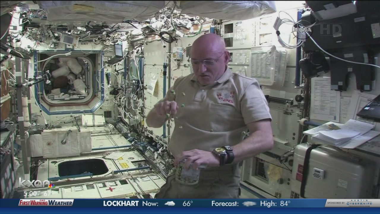 Scott Kelly returns after scientists observed toll zero gravity has on the body