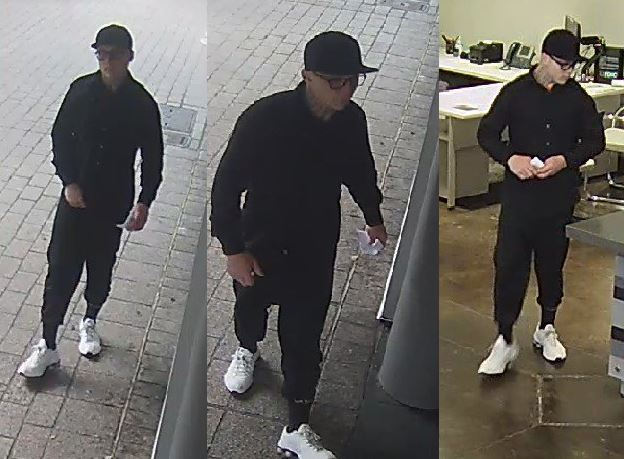 Congress Ave. Broadway Bank robbery suspect_259812