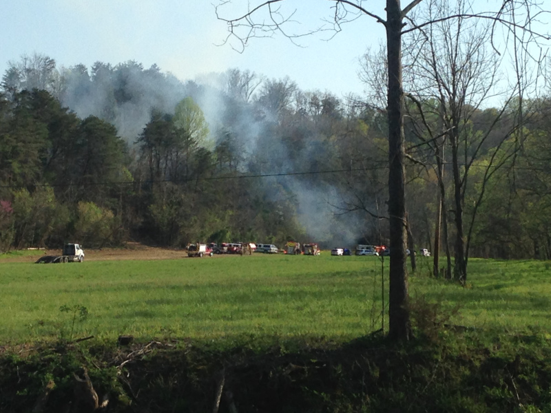 Helicopter crash in Pigeon Forge, Tennessee_266912