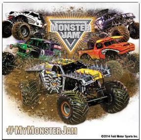 Monster Jam Frank Erwin Contest_266741