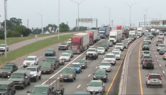 Police consider closing parts of I-35 to combat rock throwing