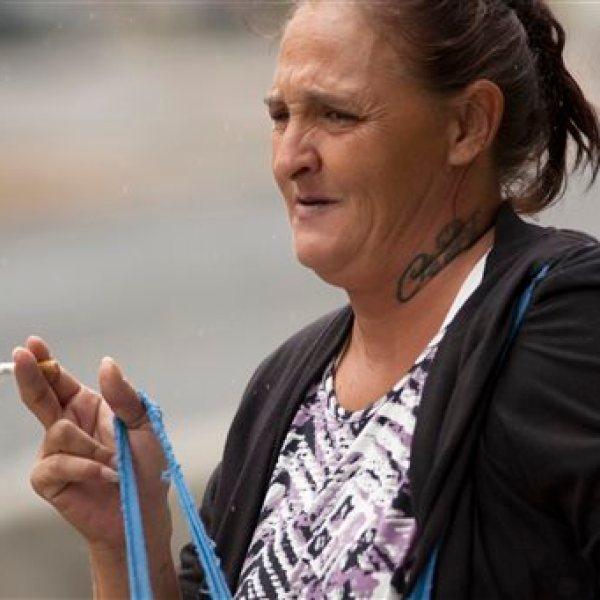 APTOPIX Mother Arrested Airplane Threat_280259
