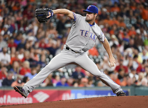 Rangers Astros Baseball_288752