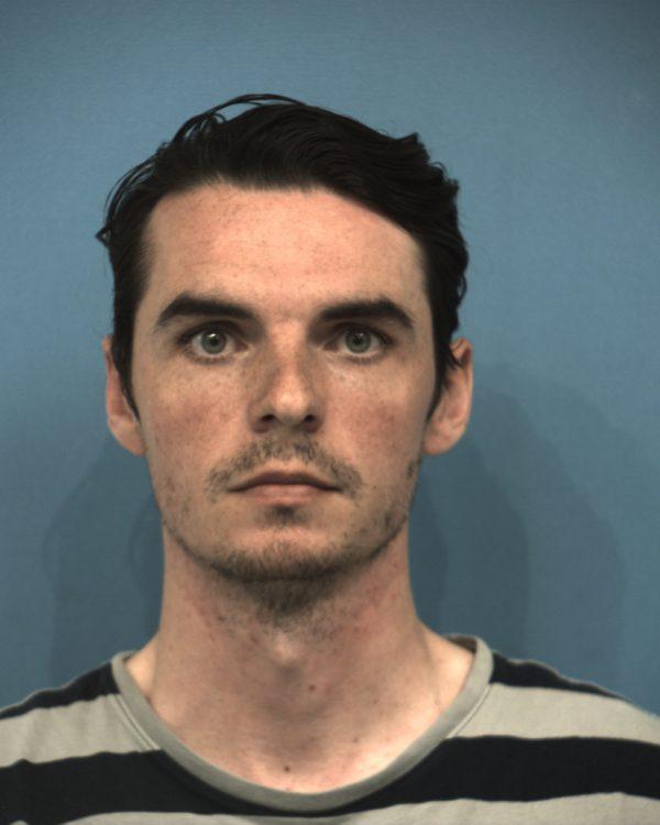 Ian James Edgeley, accused of having an improper relationship with a student at Vista Ridge High School in Cedar Park (Cedar Park Police Photo)_315644