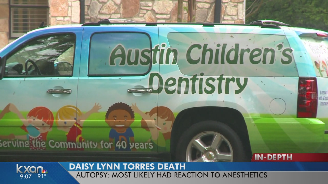 Changes may be coming on how Texas dentists offers anesthesia